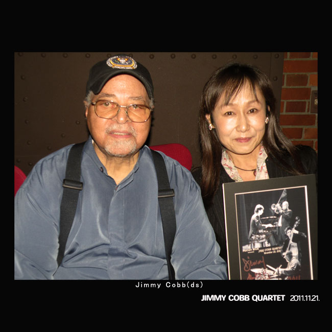 Jimmy Cobb(ds)